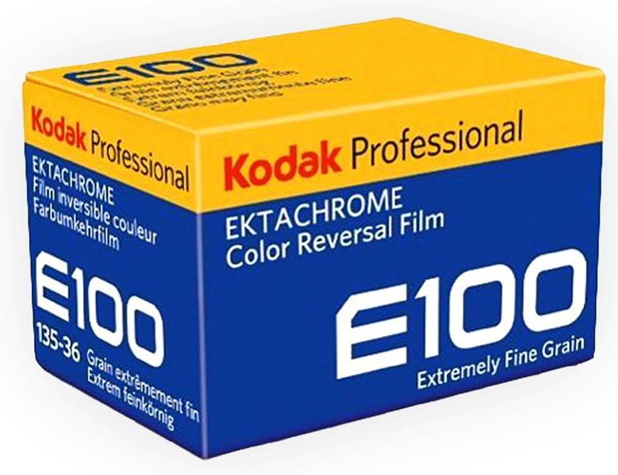 Ektachrome E100 KODAK Ektachrome E100